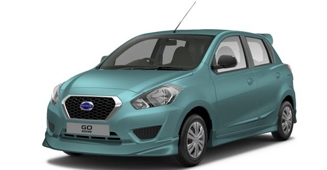 Datsun Go Panca A harga mobil baru dibawah 100 juta