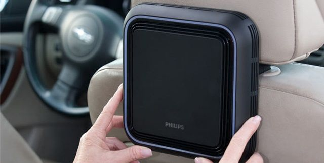 Harga Interior Mobil Air Purifier