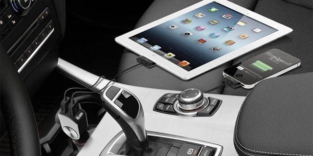 Multi USB Charger Jual Aksesoris Mobil Murah
