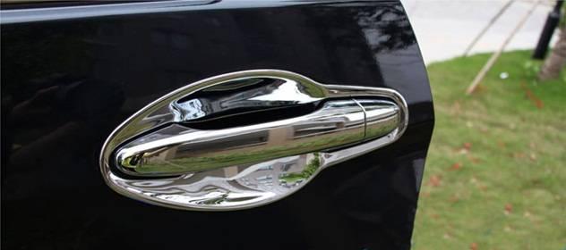 Aksesoris Eksterior Honda CRV Handle Chrome