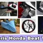 10 Aksesoris Honda Beat Terbaik Makin Sporty