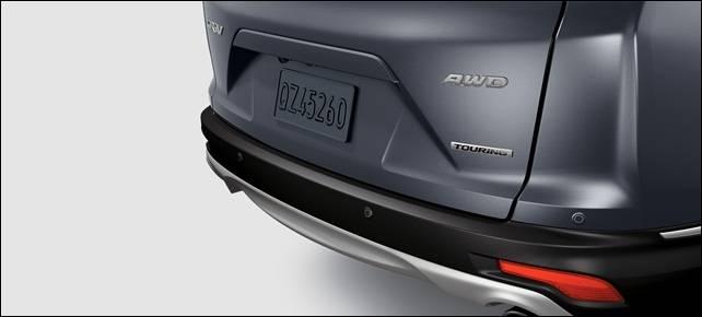 Variasi Honda CRV