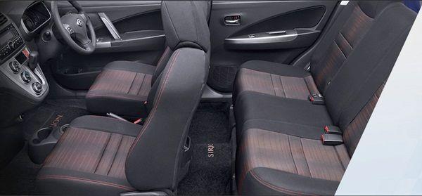 Aksesoris Daihatsu Sirion Untuk Eksterior dan Interior