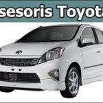 10 Aksesoris Toyota Agya Untuk Exterior dan Interior