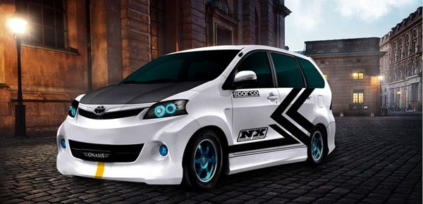 Aksesoris Toyota Avanza Veloz Terbaik