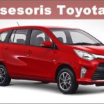 10 Aksesoris Toyota Calya Untuk Exterior dan Interior