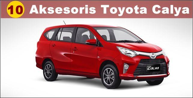Aksesoris Toyota Calya