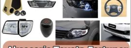 Aksesoris Toyota Fortuner