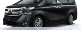 Aksesoris Toyota Vellfire Terbaik Untuk Eksterior & Interior