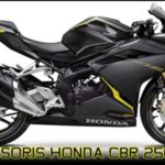 10 Aksesoris Honda CBR 250RR Variasi Sporty Terbaik