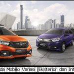 5 Aksesoris Honda Mobilio Variasi [Eksterior dan Interior] Terbaik
