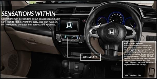 Aksesoris Honda Mobilio Variasi Terbaik [Eksterior dan Interior]