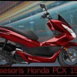 10 Aksesoris Honda PCX 150 Terbaik Variasi Gaya Baru