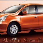 10 Aksesoris Nissan Grand Livina Variasi Eksterior dan Interior