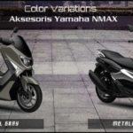 10 Aksesoris Yamaha Nmax Variasi  Terbaik Untuk Tampil Modis