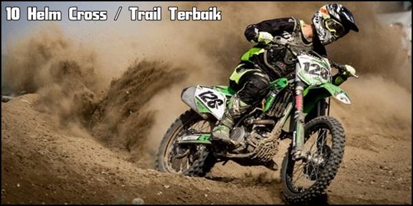 Helm Cross / Trail Terbaik.